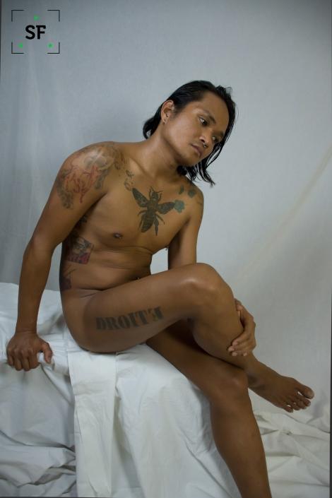 fotografia desnudo