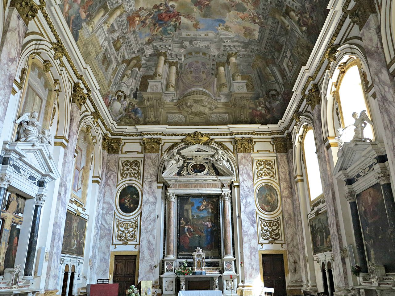 barroco arte Pisa