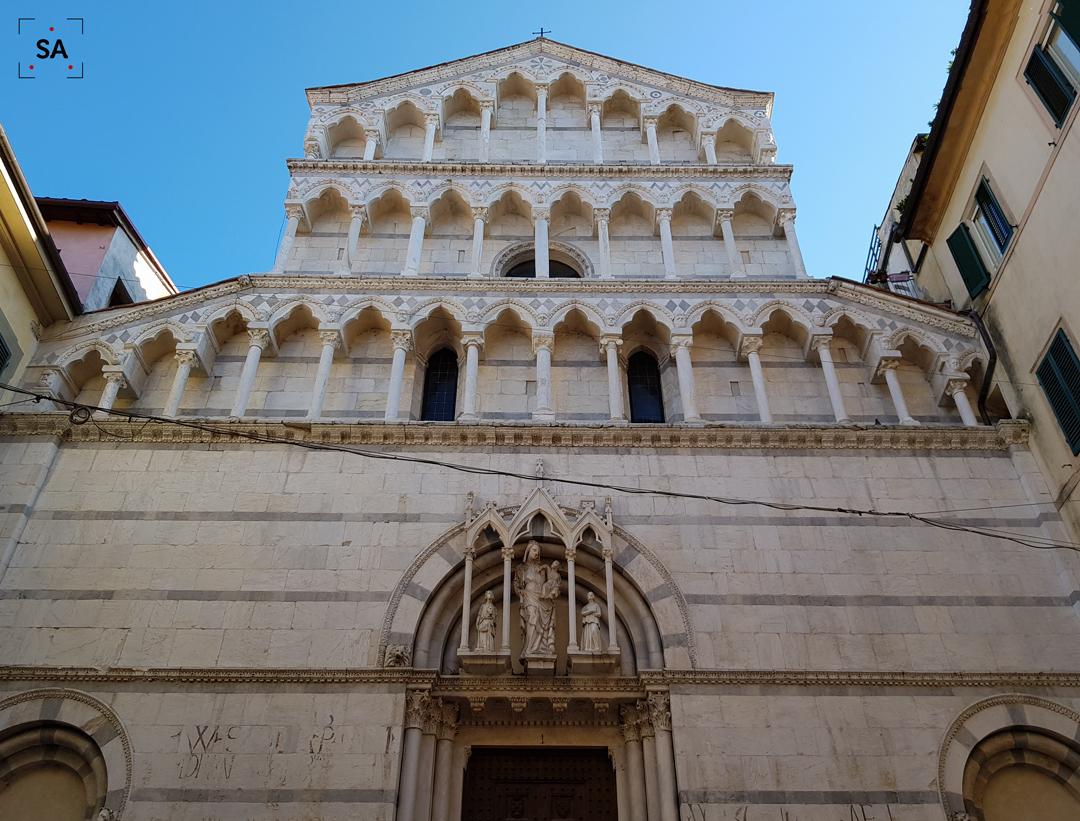 románico pisano gótico arte