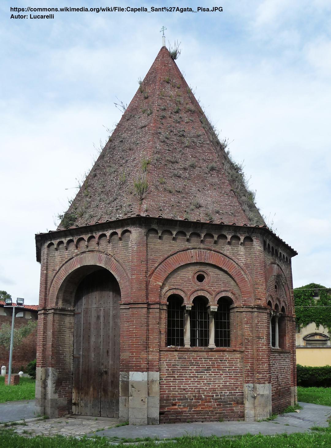 arquitectura capilla pisano