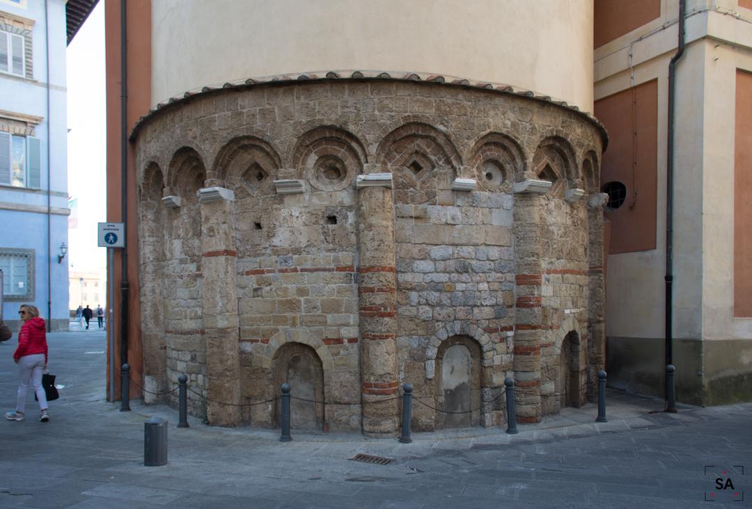 arte arquitectura románico abside