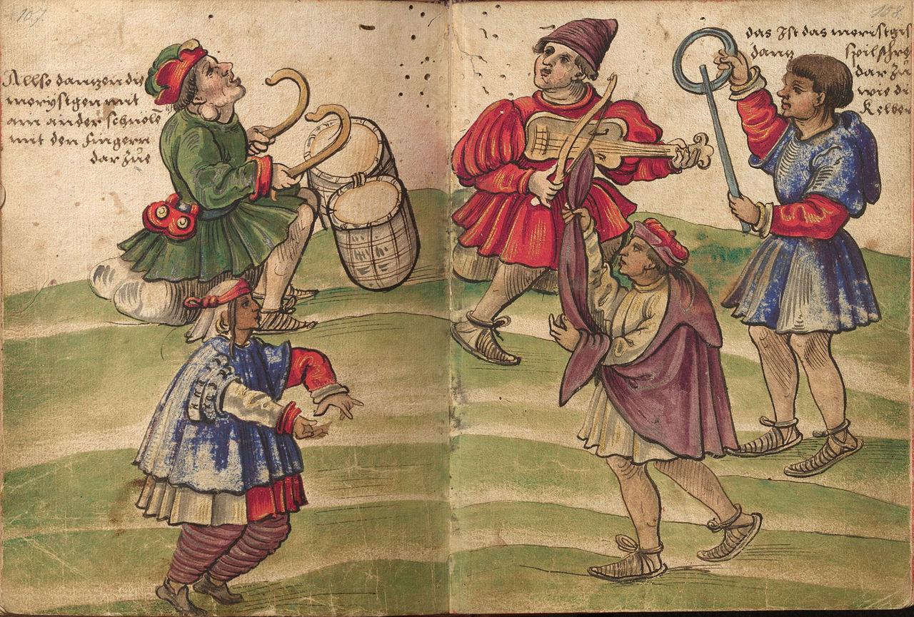 Libro Trachtenbuch moriscos