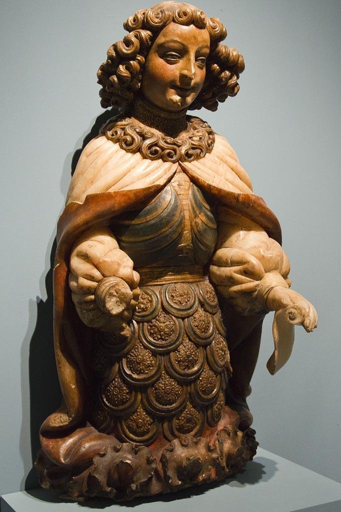 gótico arte escultura