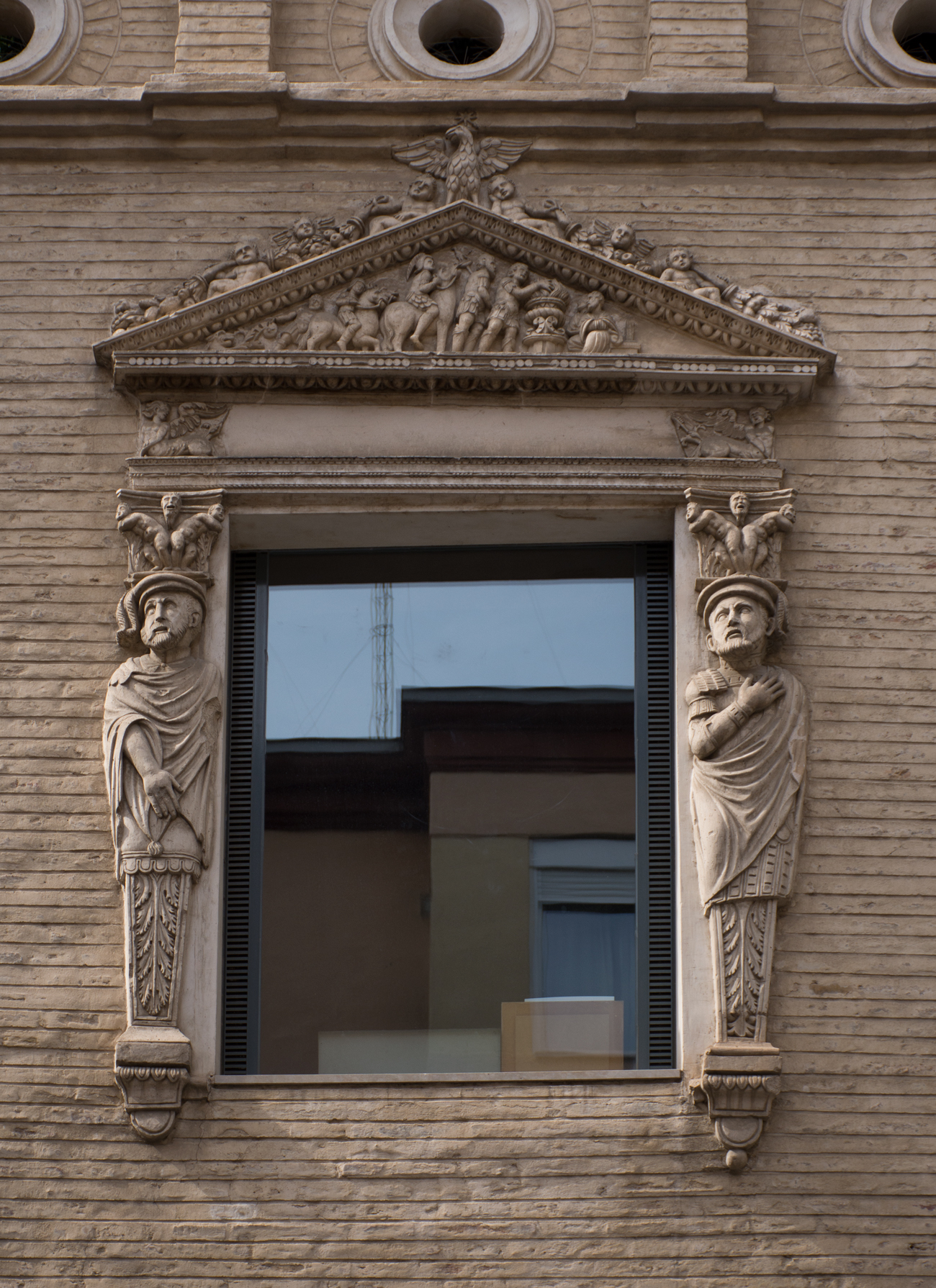 ventana Renacimiento