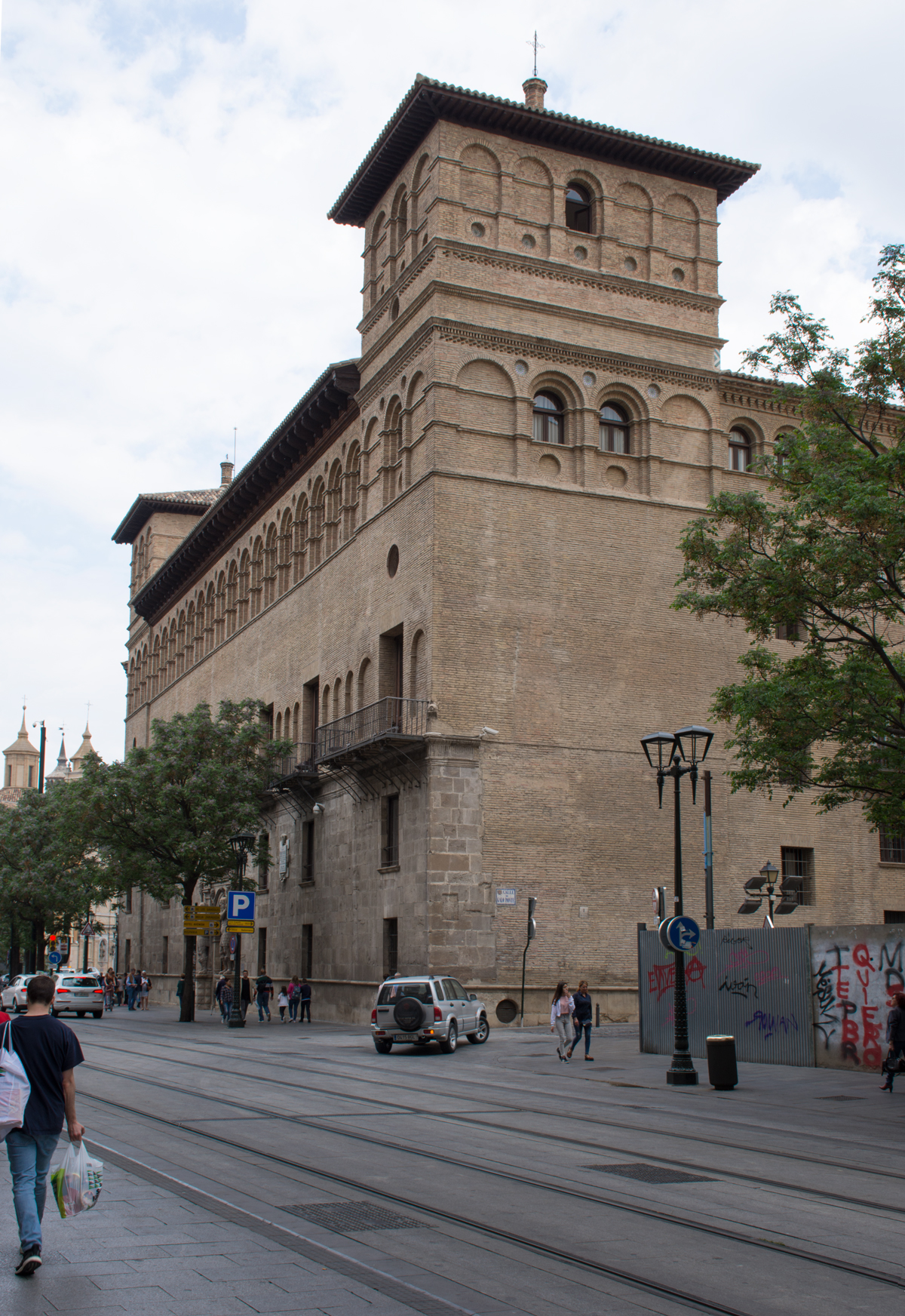 Renacimiento arte Zaragoza