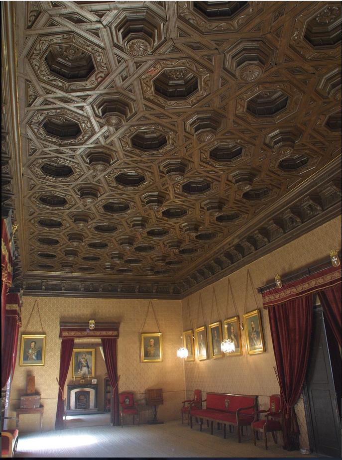 arquitectura renacimiento palacio zaragoza